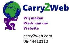Carry2Web - Wij maken Werk van uw Website