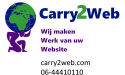 Carry2Web - Wij maken Werk van uw Website
