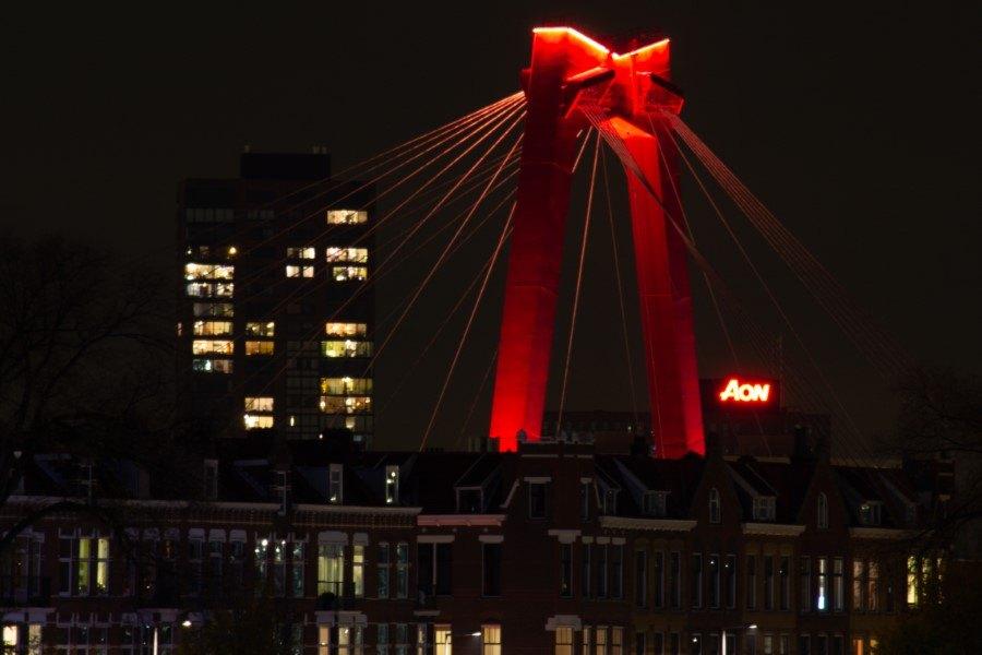 Astrid Sanders: Rotterdam, Kop van Zuid