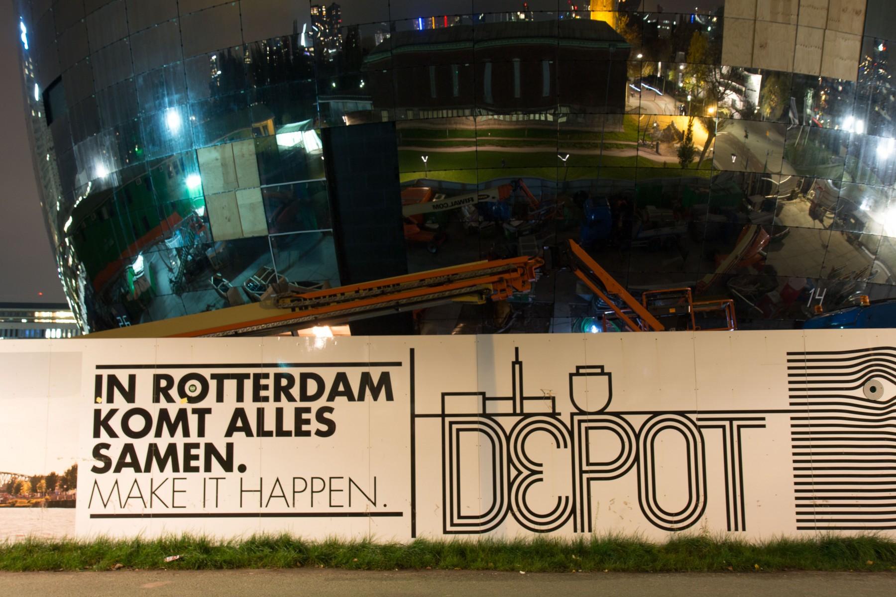 Renate: In Rotterdam komt alles samen