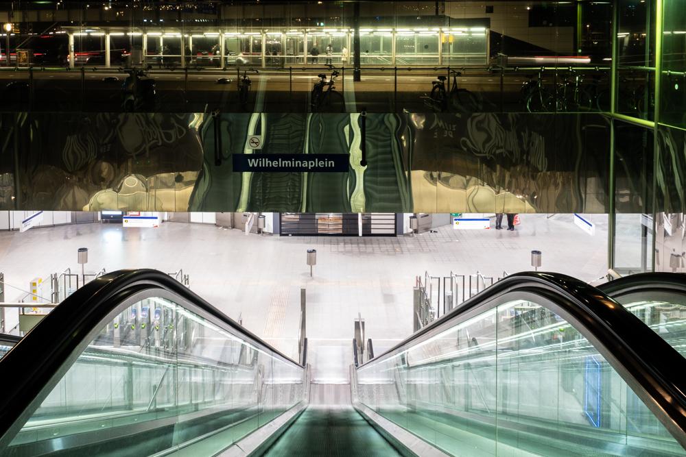 Bert van Zijderveld  Metro
