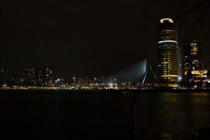 Nachtfotografie Rotterdam