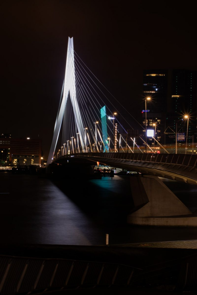 Hans Haarsma, Rotterdam