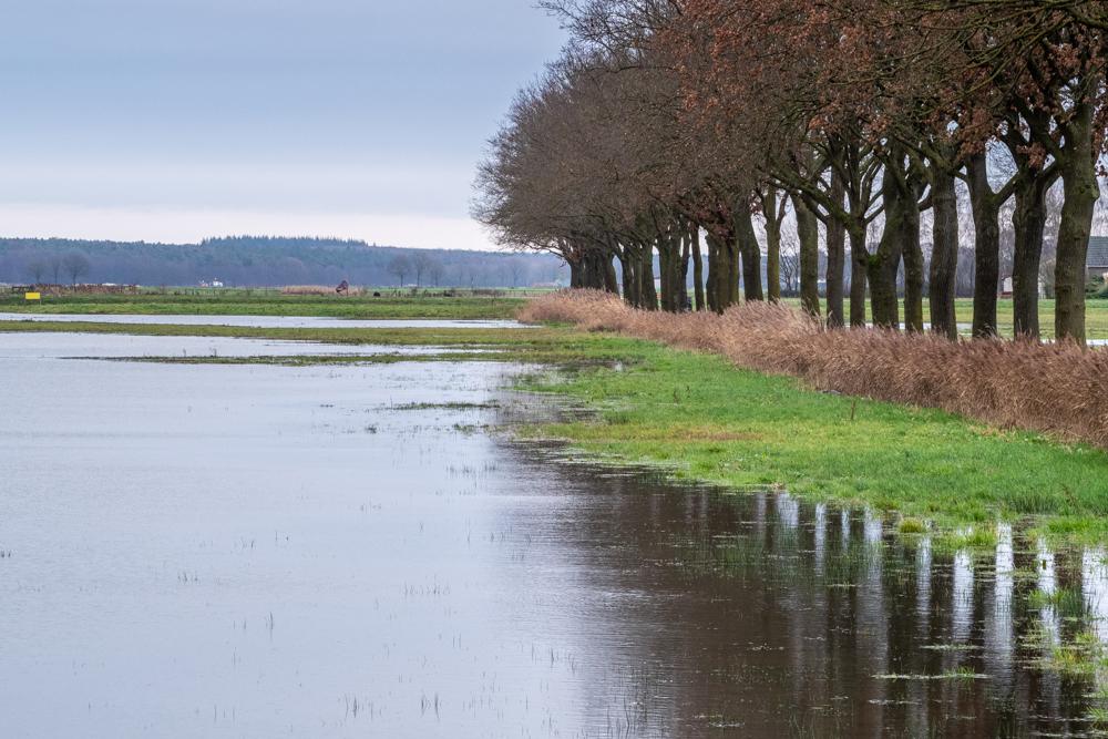 Bert van Zijderveld  De Diepen bij Milsbeek