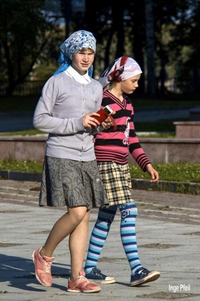 Russische meisjes