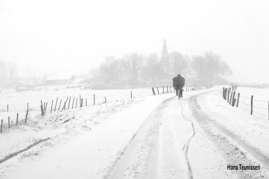 Hans Teunissen, Winterlandschap