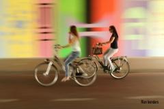 Rian Leenders, Twee fietsers