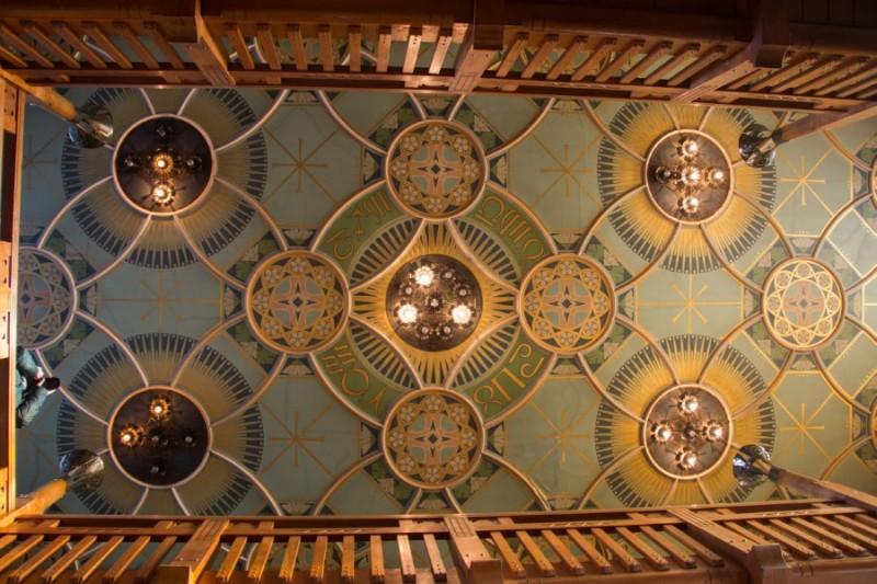 Astrid Sanders: Plafond