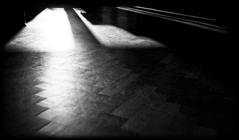 Nohemi . Spelen met licht