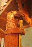 Fotograaf: Carry Megens - Detail trap Jachtslot Mookerheide