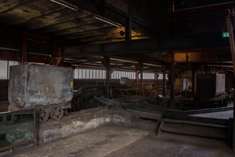 Hans Haarsma Zeche Zollverein