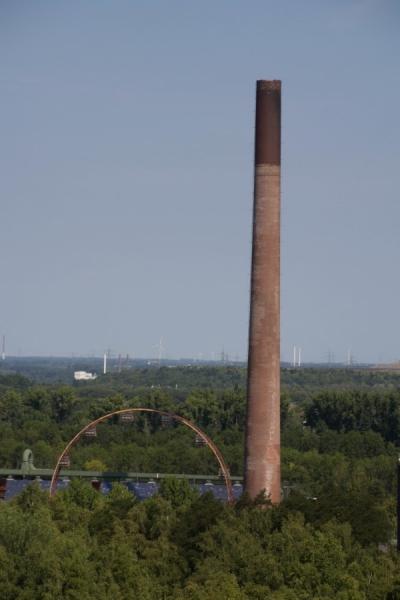 Fotograaf: Astrid Sanders 'Zeche Zollverein'