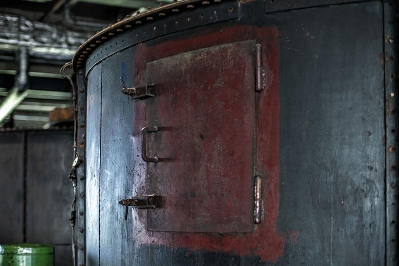Nohemi Marin Valencia: Zeche Zollverein