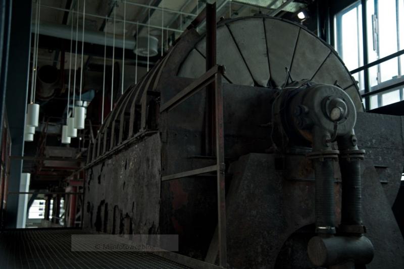 Ab van der Meij, Zollverein-Essen