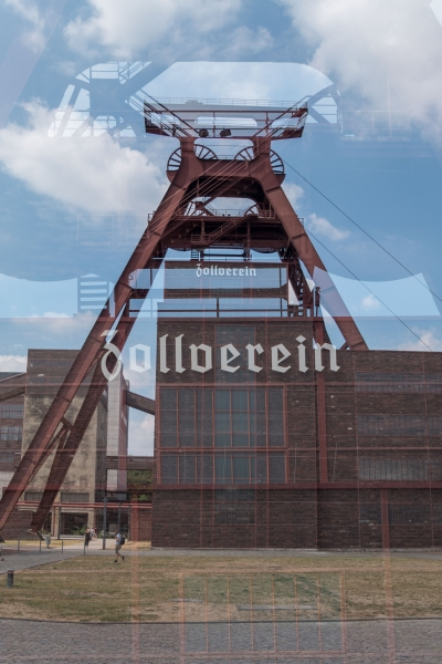 Fotograaf Inge Pfeil: Zeche Zollverein