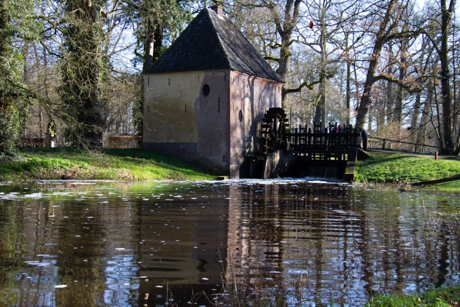 Astrid Sanders: Watermolen