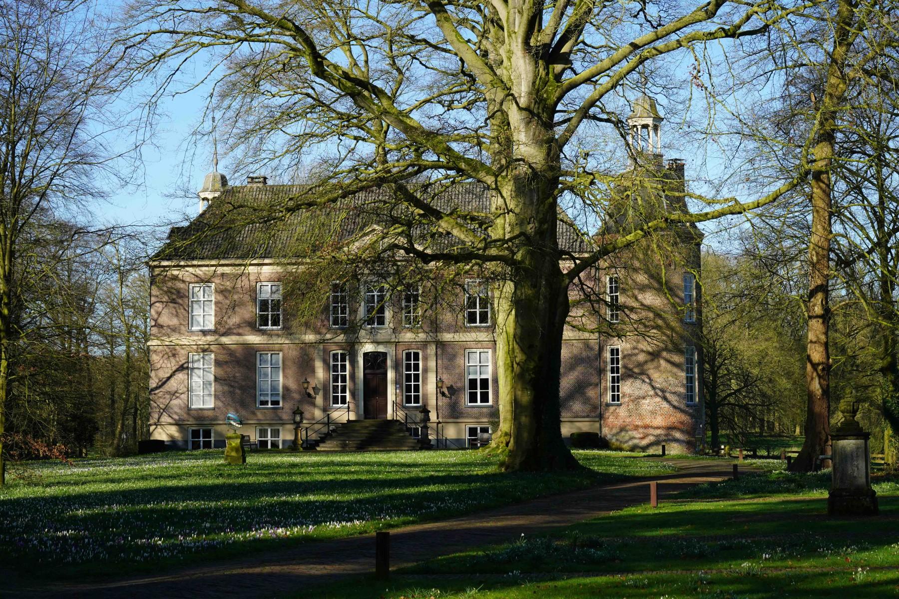 Ruud Cox kasteel Hackfort