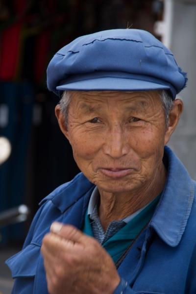 Fotograaf: Astrid Sanders 'Chinese man