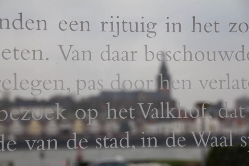 Fotograaf: Astrid Sanders 'Poëtisch Nijmegen'