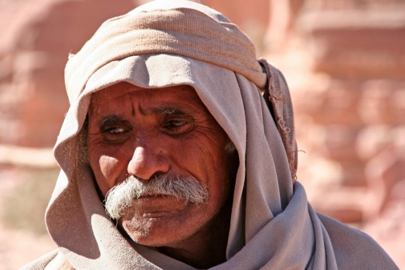 Fotograaf: Astrid Sanders 'Portret in Petra