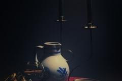 Fotograaf: Astrid Sanders 'Blauwe bessen en wijn'