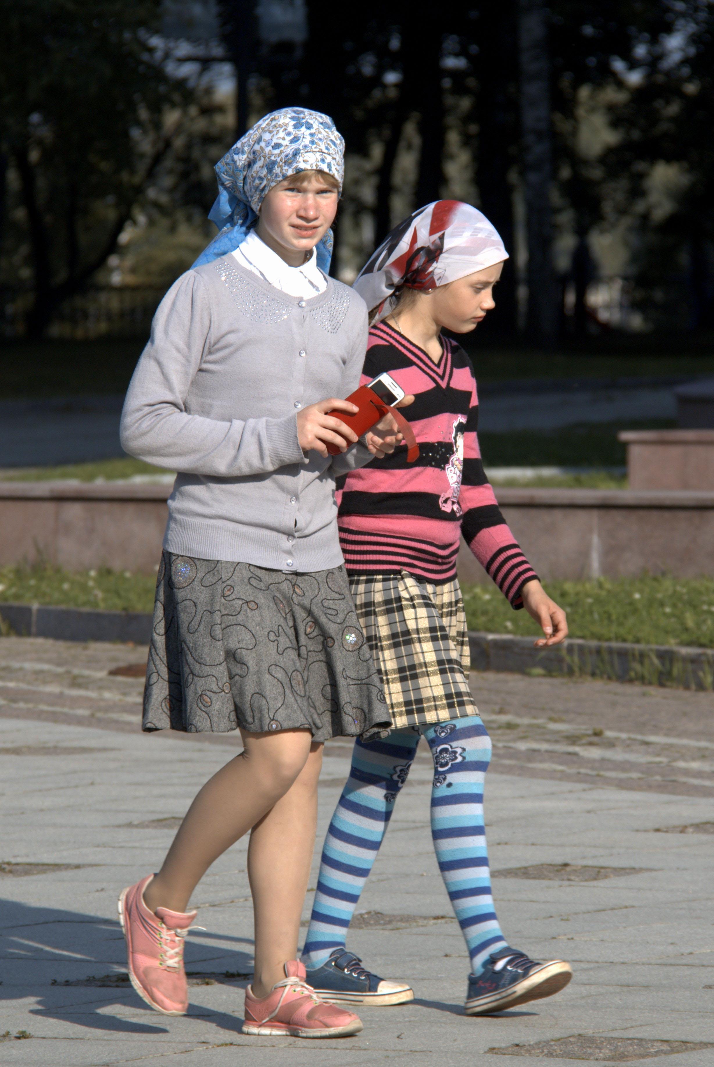 Fotograaf Inge Pfeil, Pubers, Yaroslavl