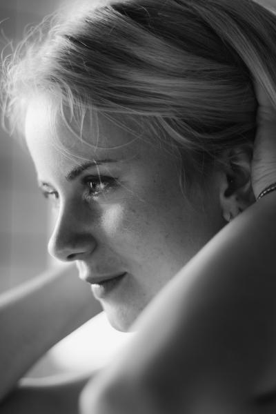 Fotograaf Inge Pfeil, Rianne, portret