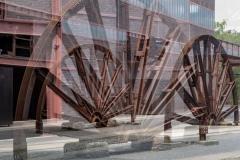 Fotograaf Inge Pfeil-Zeche Zollverein, Essen