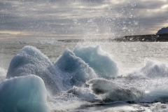 Fotograaf Inge Pfeil, Ijsland