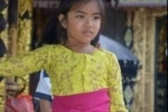 Kinderen, Bali