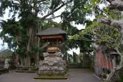 Tempel, (Ubud), (Bali)