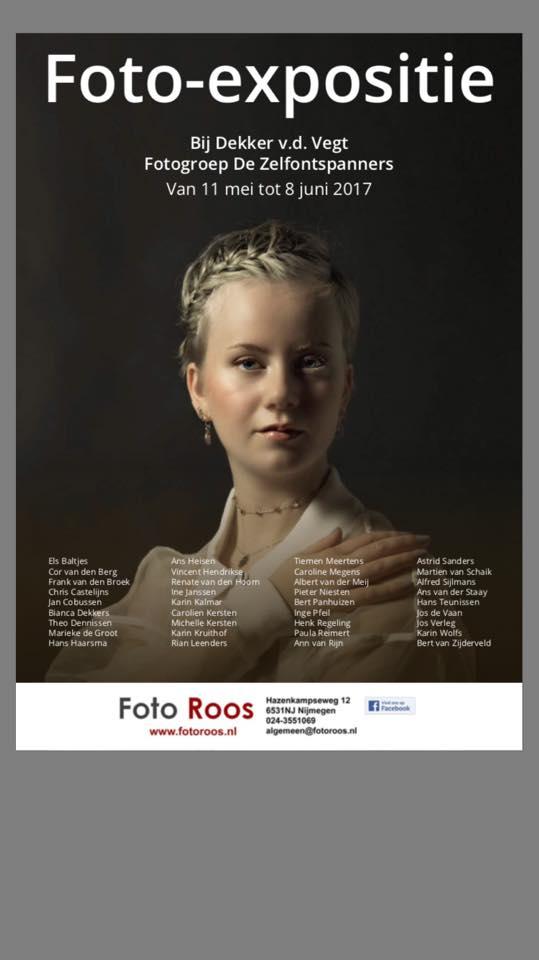 Poster foto Els
