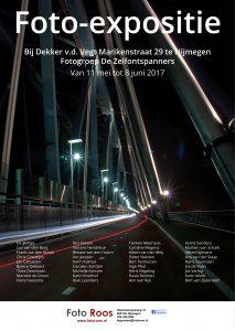 Poster foto Marieke