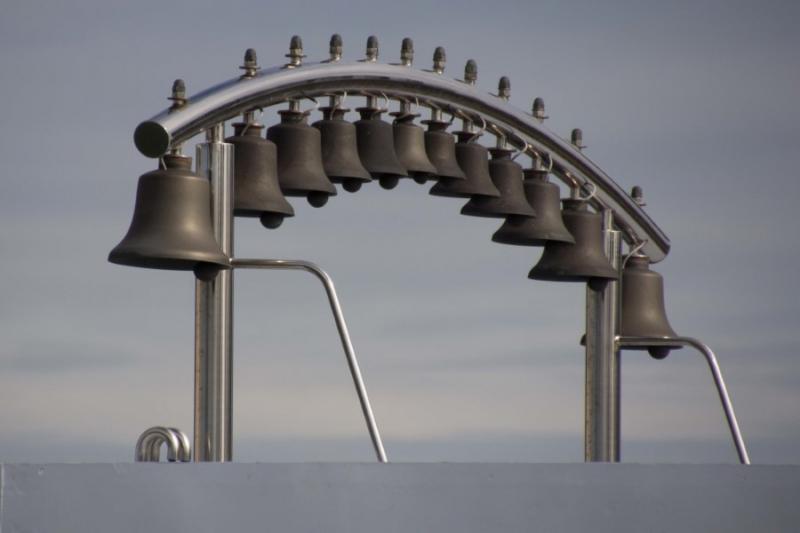 Fotograaf: Astrid Sanders 'Carillon op schip'