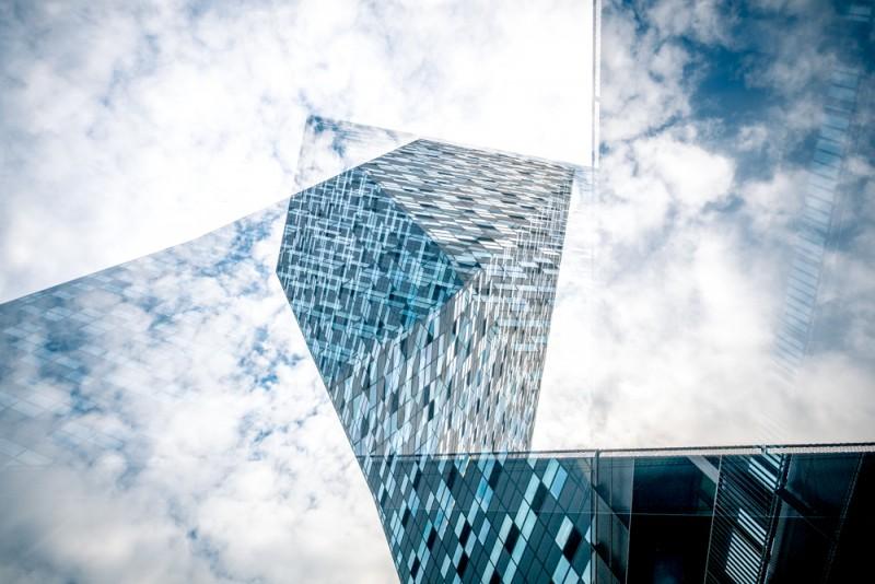 Bert van Zijderveld. Architectuur.Nijmegen