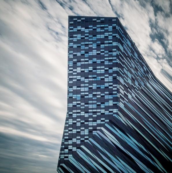 Bert van Zijderveld. Architectuur. Nijmegen