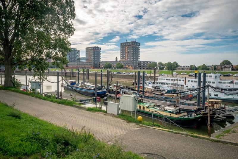 Bert van Zijderveld. Oude Haven