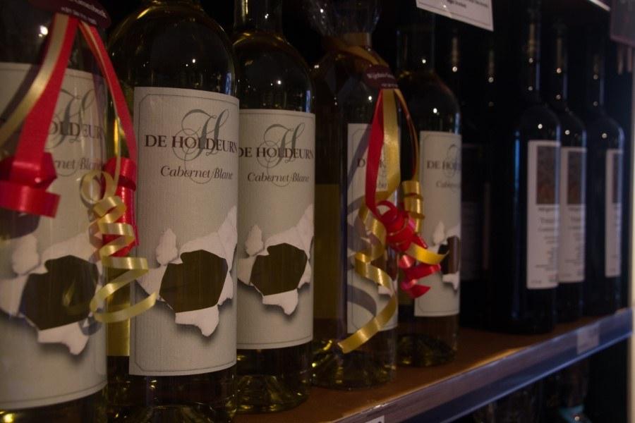Astrid Sanders: Groesbeekse wijnen